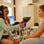 "school.fm live ""on Air"" in Petersberg"