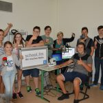 School.fm-Start in Petersberg