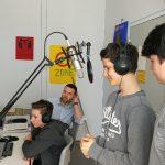 Radio Henry-Workshop: Sprechen und Schneiden