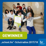 school.fm 2016/17 Preise vergeben