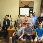 Radioworkshop an der Kreisrealschule