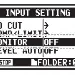 H4N Tipp: Monitor off
