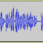 Audio in Audacity komprimieren