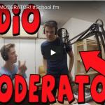 """Video: """"Ich bin Radiomoderator"""" bei school.fm"""