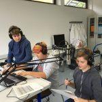 FraGy.fm das erste Mal live On-Air!