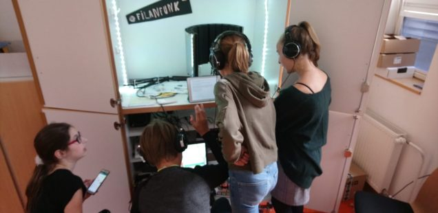 FilanFunk, unser Schulradio 🎙️ stellt sich vor