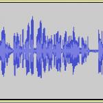 Audio in Audacity komprimieren